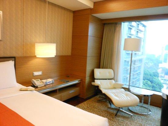 InterContinental Saigon Hotel: Habitación muy moderna y bonita