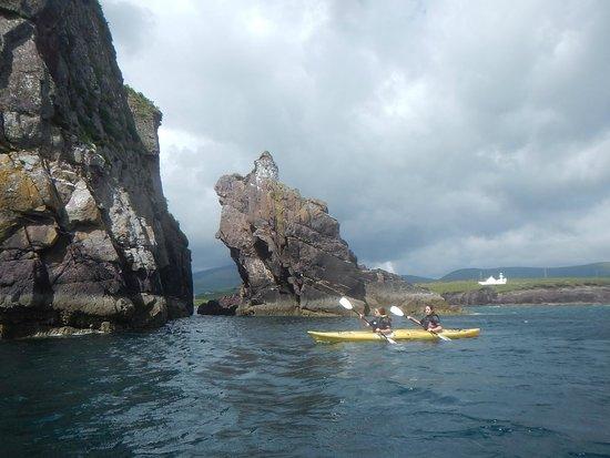 Irish Adventures: sea kayaking