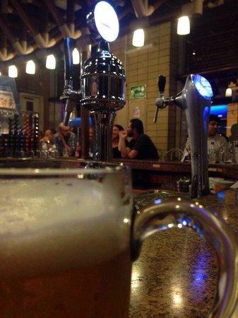 Restaurante Bolsi: Cerveza, muy buena comida, abierto 24hs.!!!!