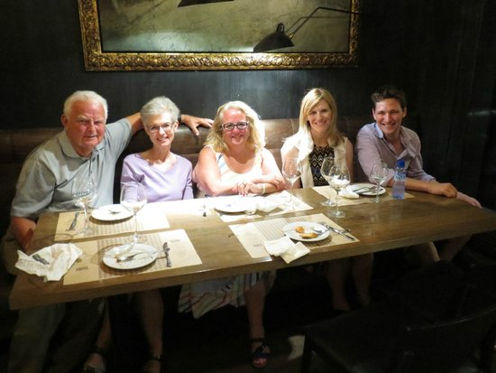 Spanish Trails by Alba Programas : Amazing private tapas tour with Danny!