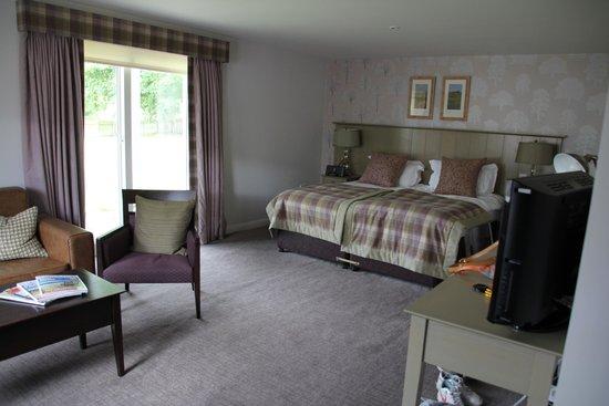 Sandown House B&B: 2 - Camera da letto/soggiorno