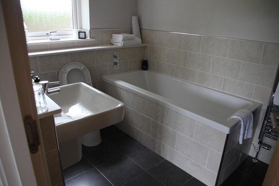 Sandown House B&B: Bagno