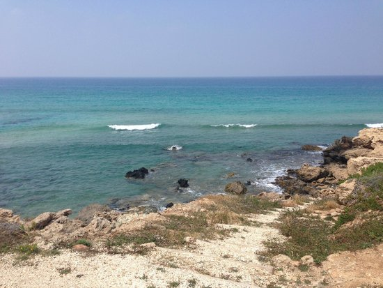 "Capital Coast Resort & Spa: Вот собственно ""пляж"""