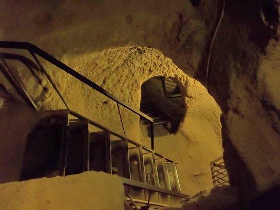 Kaymakli Underground City: città sotterranea