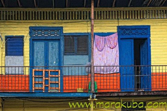 Casco Viejo: Old house