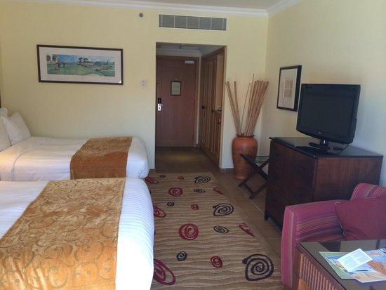 Praia D'El Rey Marriott Golf & Beach Resort: Bedroom