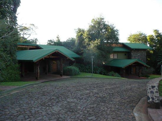 Iguazu Jungle Lodge : vistas de los departamentos