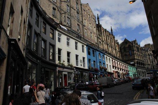 SANDEMANs NEW Europe - Edinburgh : Tour diurno