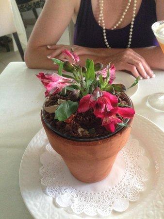 Café des Artistes: Flowerpot