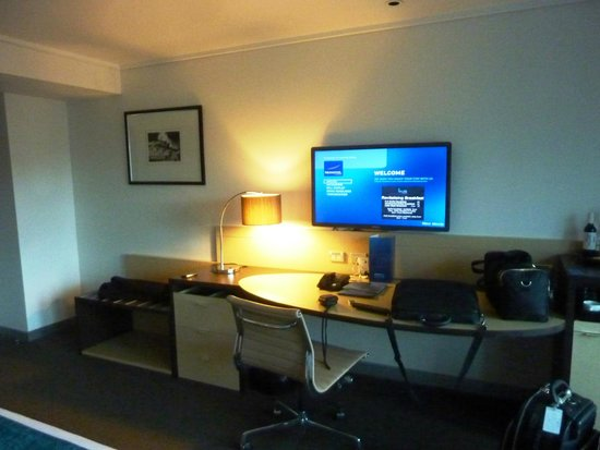 Novotel Melbourne on Collins: quarto