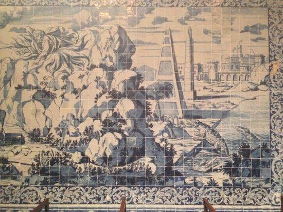 Museo Nacional del Azulejo: 1