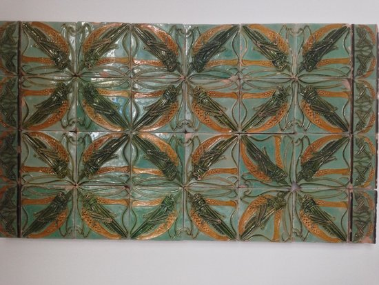 National Tile Museum: 3