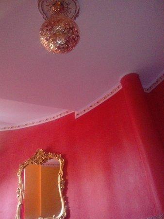Hotel Mozart: vue de chambre