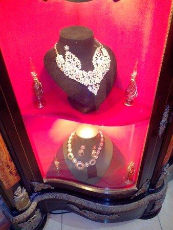 Hotel Mozart: décoration traditionnelles marocaine