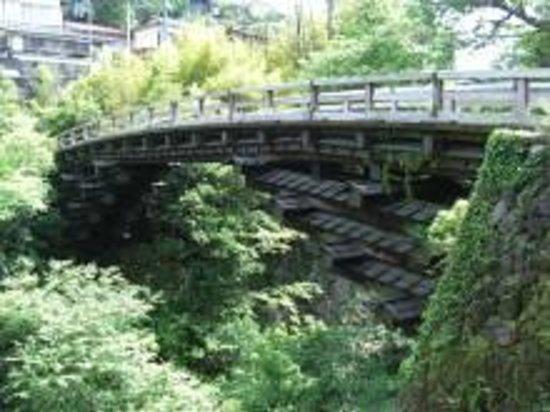 Saru Bridge : 猿橋