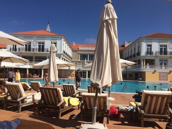 Praia D'El Rey Marriott Golf & Beach Resort: Pool area