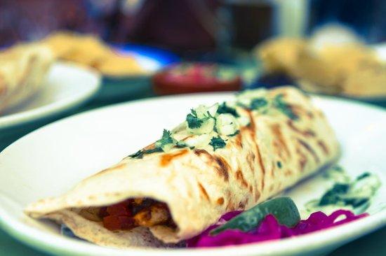 Santa Maria : Santa's Burrito