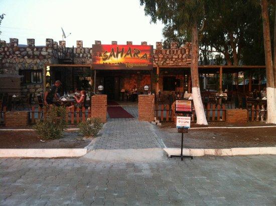 SAHARA Akbuk