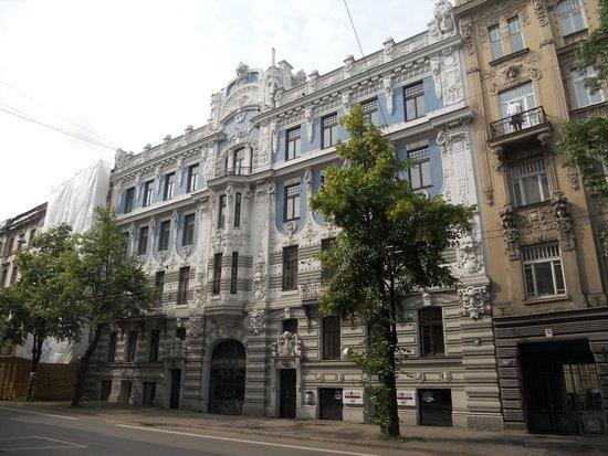 Old City Riga (Vecriga): belli,eleganti e...particolari  !!