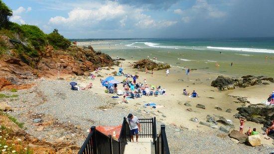 Marginal Way : plage magnifique
