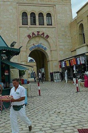 Yasmin Hammamet: Tunisia: altro ingresso nuova medina