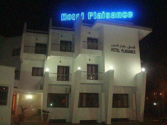 Hotel Plaisance: Vue de l'extérieur
