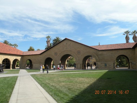 Stanford University: Стенфордский Университет