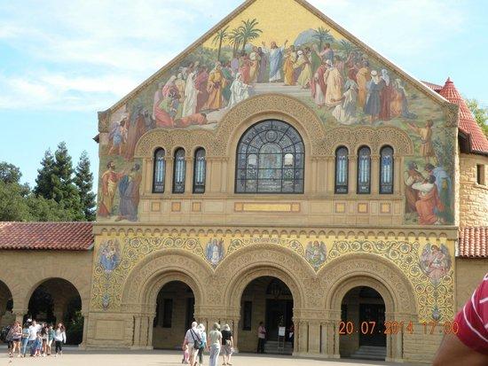 Stanford University: Церковь