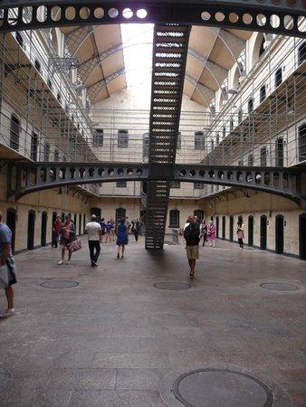 "Kilmainham Gaol: ""modern"" area"