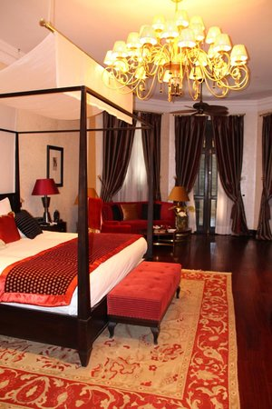 Sofitel Legend Old Cataract Aswan : Our Suite