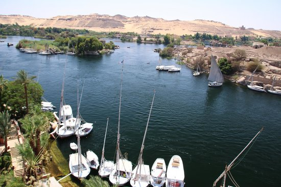 Sofitel Legend Old Cataract Aswan : The View