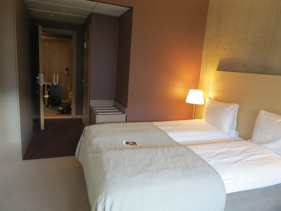 Quality Hotel Expo: Double room
