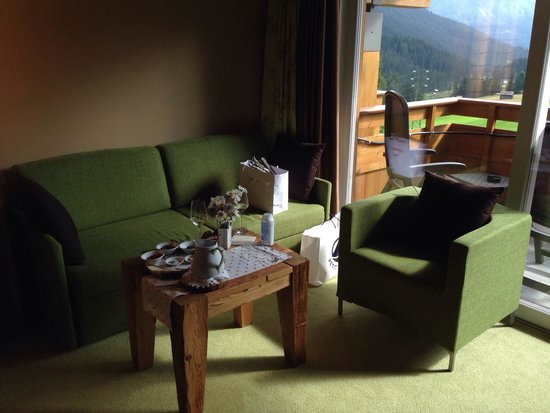 Active Hotel Olympic : Suite Pordoi