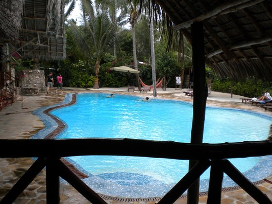 Samaki Lodge & Spa: Piscina
