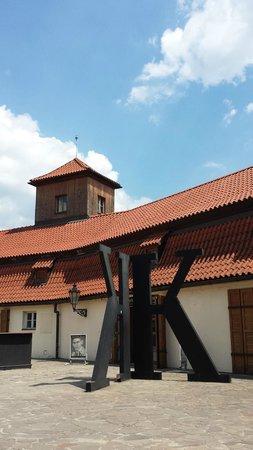 Musée Franz Kafka : Entrance to the museum