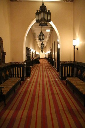 Sofitel Legend Old Cataract Aswan : Just a Corridor