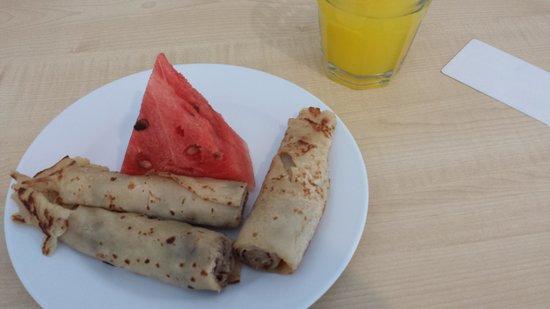 U Pac Hotel : Frühstück