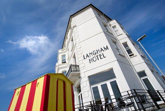 Langham Hotel: Exterior