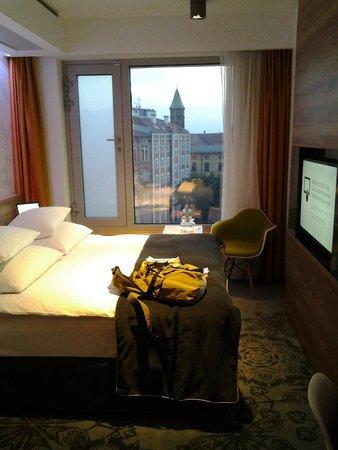 PURO Krakow Stare Miasto: Room
