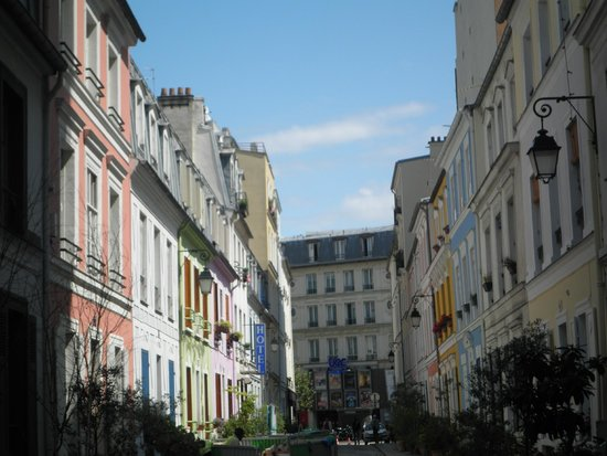 L'Hotel Particulier: The street 2
