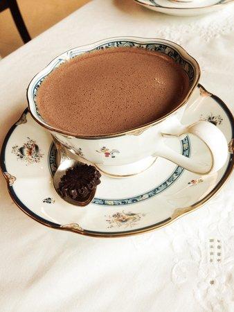 The Chocolate Chamber: hot chocolate