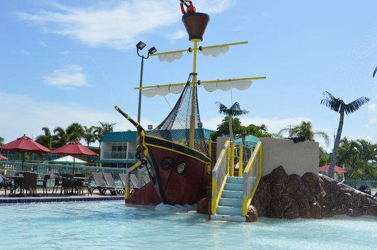 International Palms Resort & Conference Center Cocoa Beach: Piscina Niños