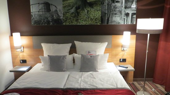 Leonardo Hotel Volklingen-Saarbrucken : Номер