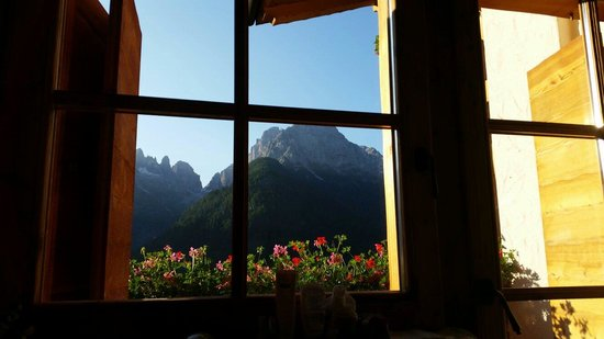 Chalet Fogajard: La vista dalla camera