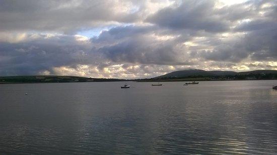 Reel Dingle Fish: The view across Dingle harbour