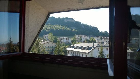 Delberg Palace Hotel: foto della stanza mansardata al 2°piano