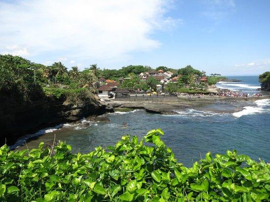 Beraban, Indonesia: Около храма тоже очень живописные места