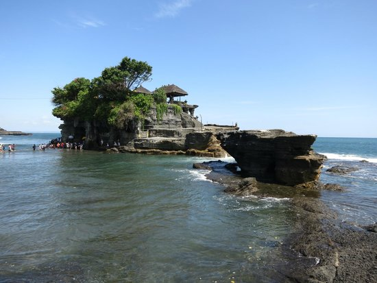 Tanah Lot Temple : Храм