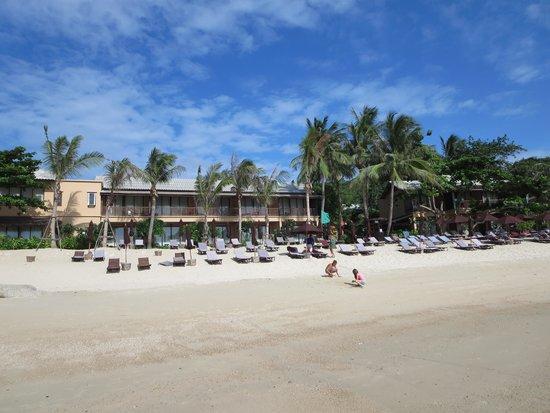 Buri Rasa Koh Phangan: Beach