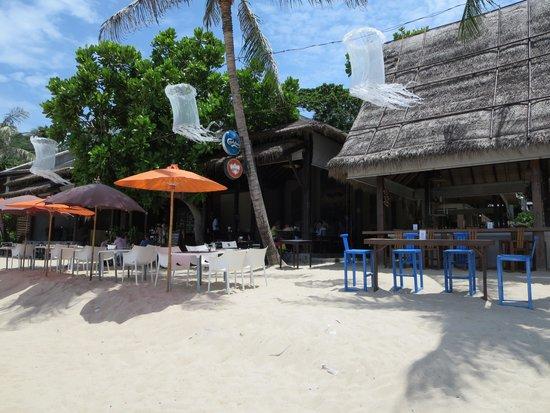 Buri Rasa Koh Phangan: Restaurant